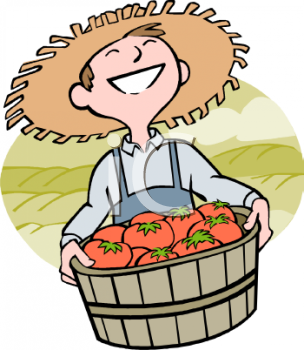 Barn clipart gate Farmer Clipart A farmer Kids
