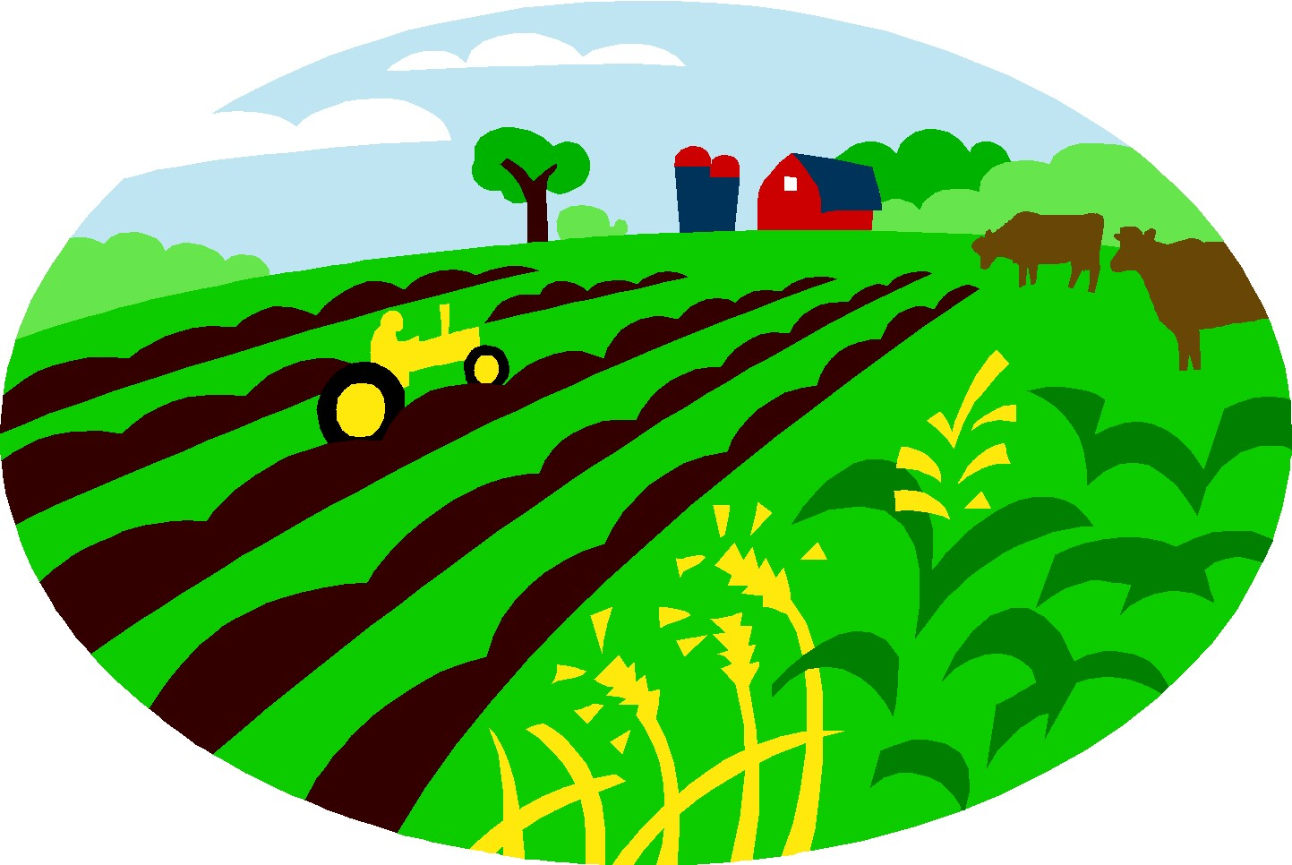 Farmland clipart Any quality of Farmland We