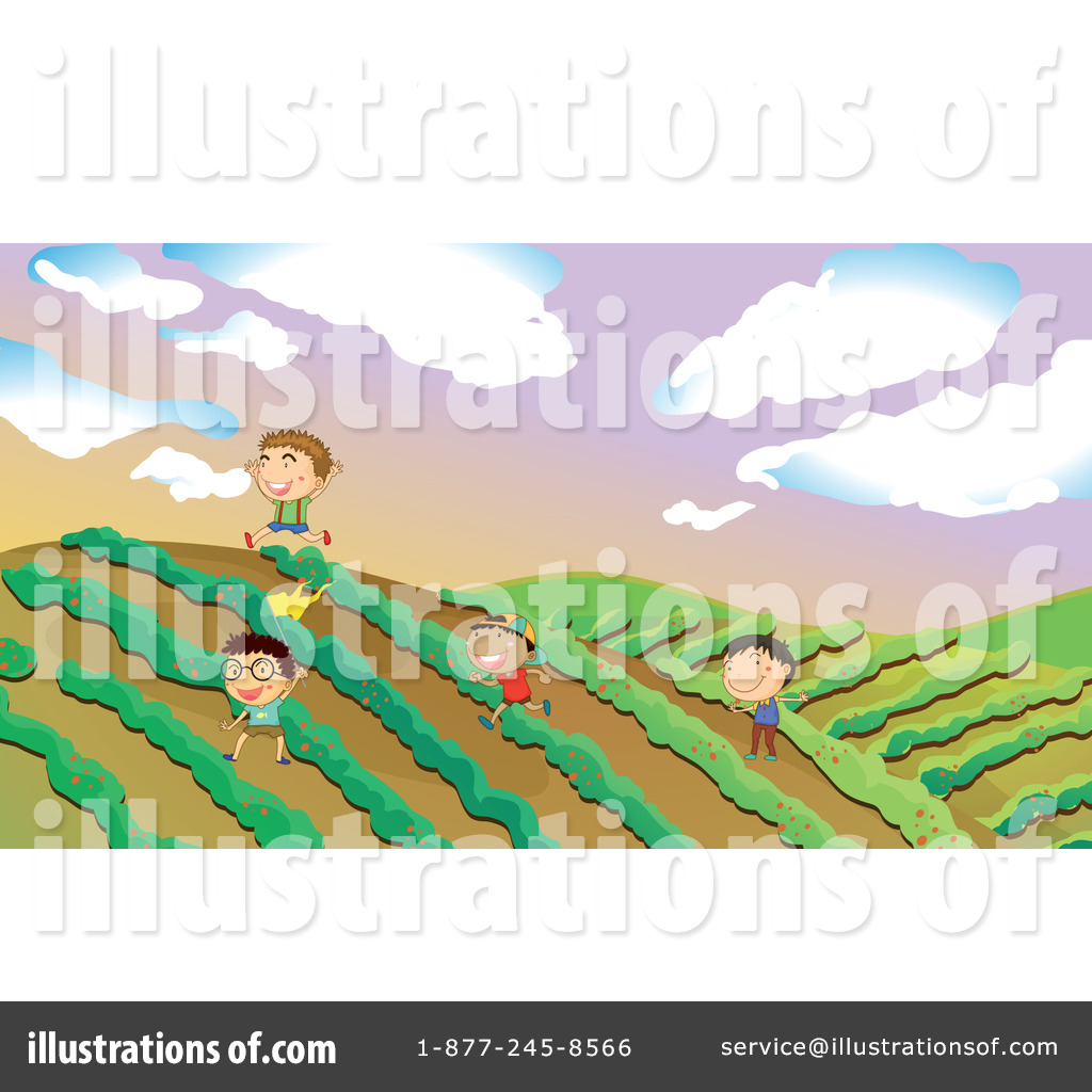 Farmland clipart Farmland Royalty #1163693 #1163693 colematt