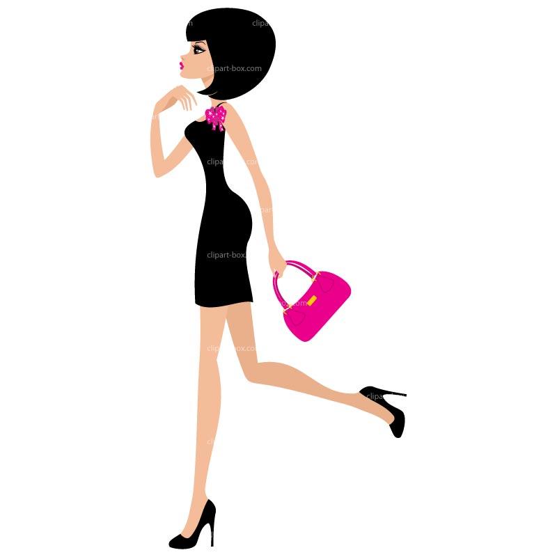Fashion clipart #11