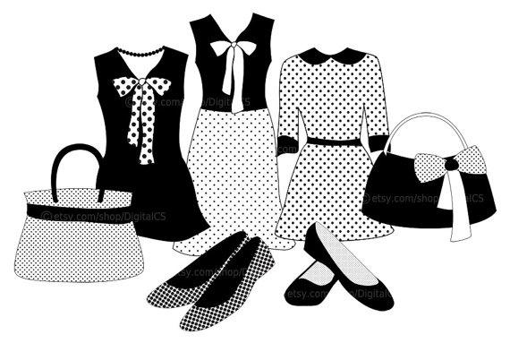 Fashion clipart #9