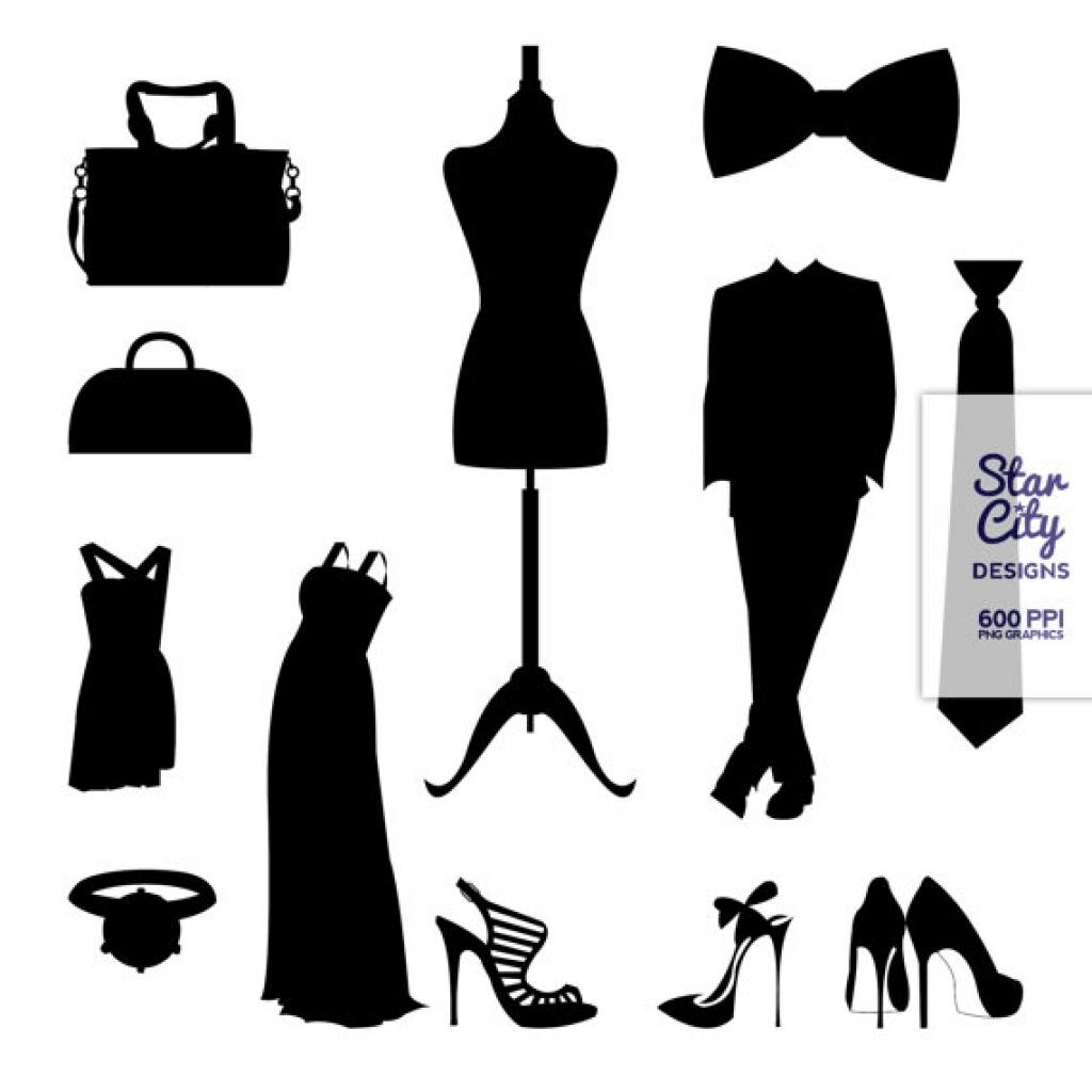 Fashion clipart #5