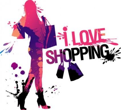 Model clipart fashion shopping Fashion Clip Art Fashion Model