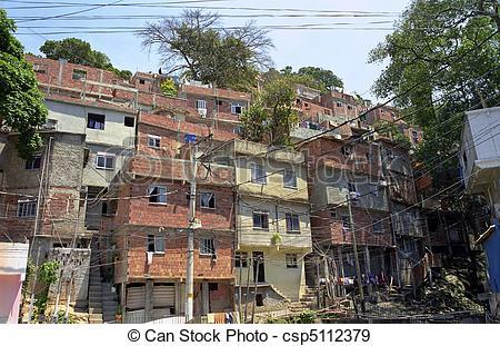 Favela clipart house #3