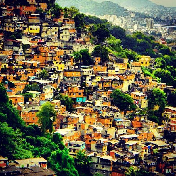Favela clipart suburban community #2