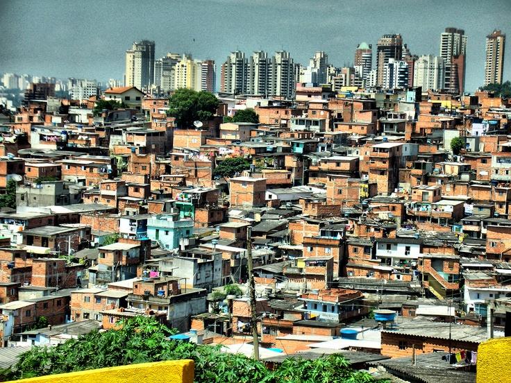 Favela clipart suburban community #4