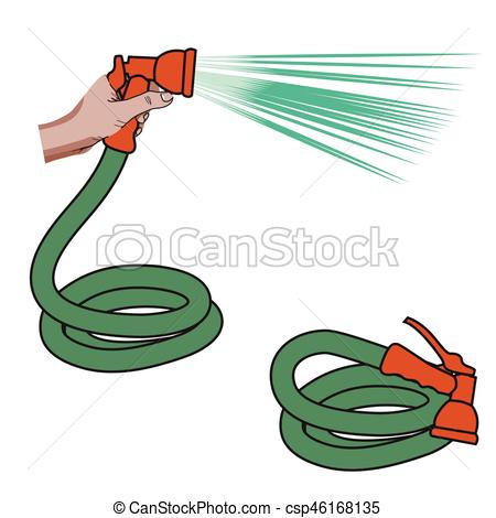 Fawcet clipart water hose  Water Water Graphics holding