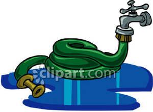 Fawcet clipart water hose Download Cartoon Cartoon Water Water