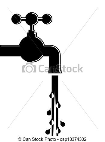 Fawcet clipart water pipe #6