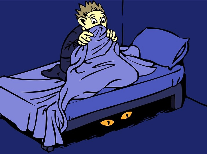 Bed clipart fear The Technology more  Worries
