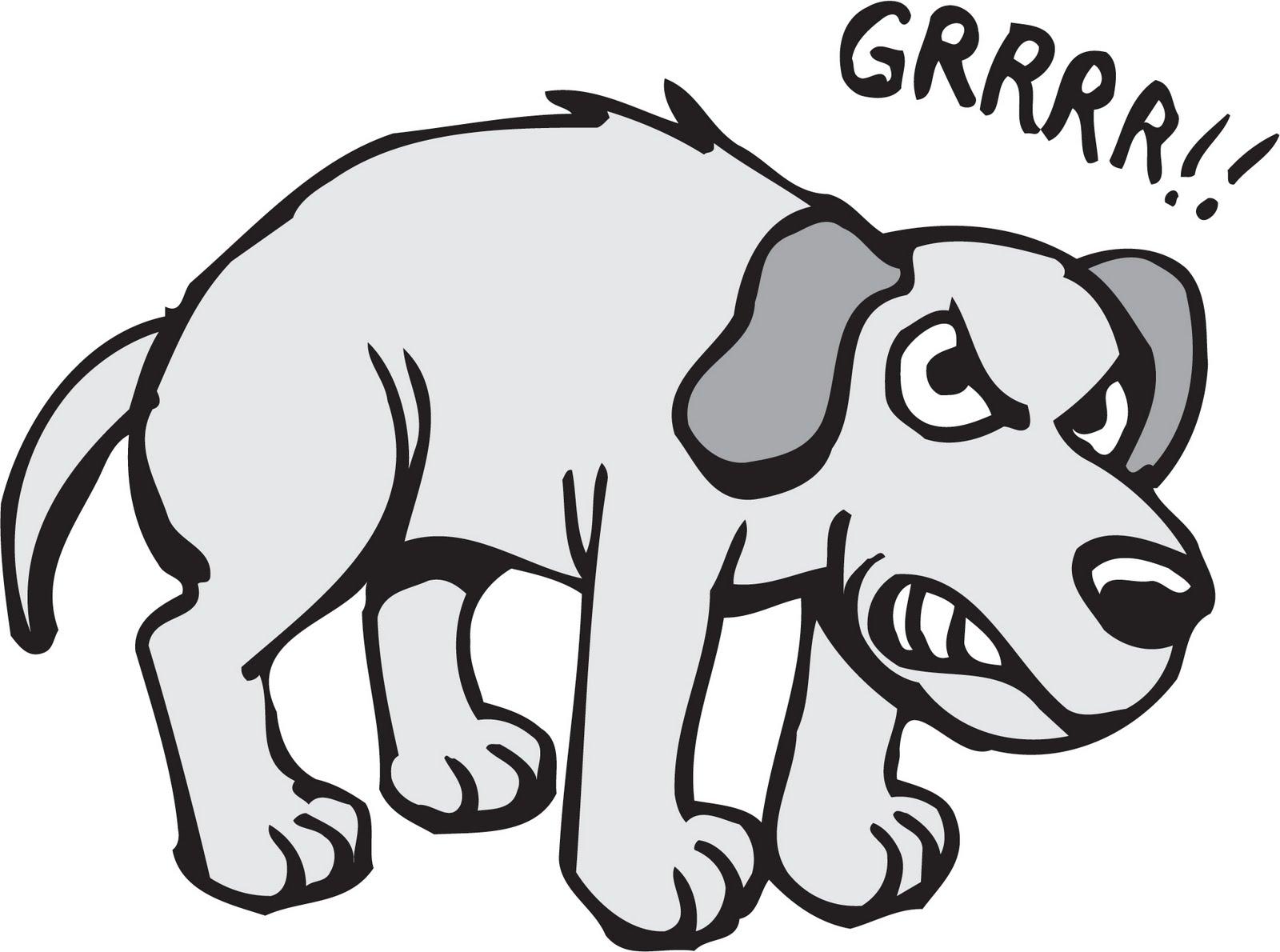 Bark clipart vicious dog  Clip Download Clip Art