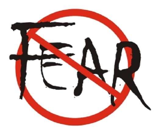 Fear clipart don t But sense where Life: not
