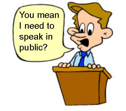 Fear clipart nervous speech Have Storage Developed of Improve