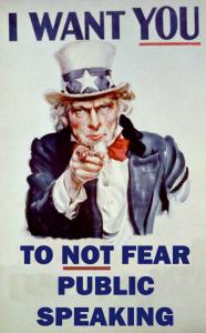 Fear clipart scared public speaking Of Over Public  Zepke