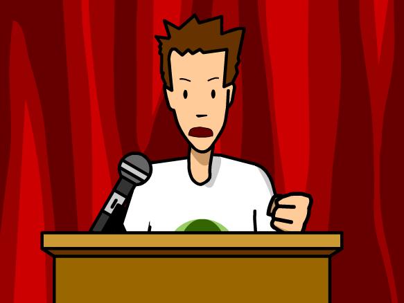 Fear clipart scared public speaking Art Free Clipart Nervous Ideas
