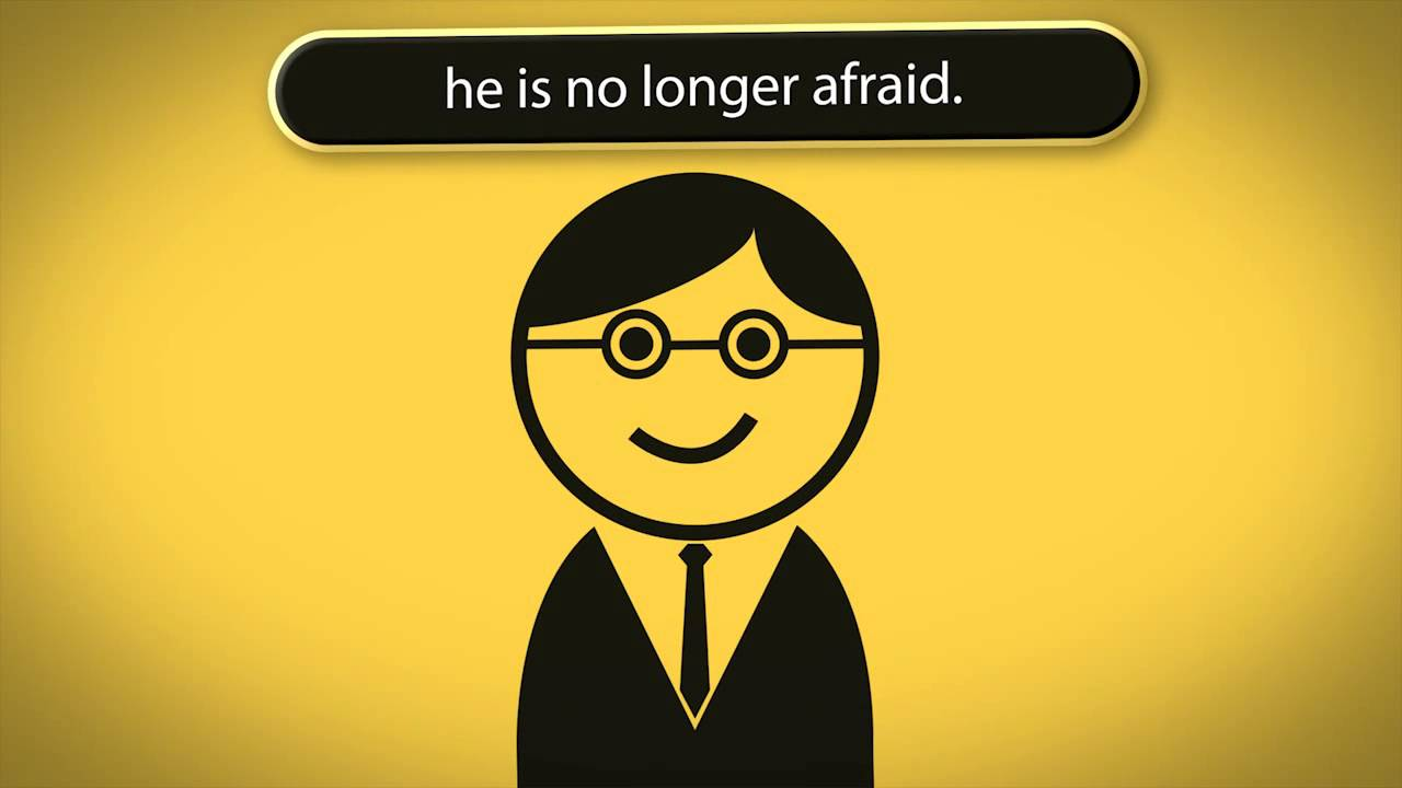 Fear clipart scared public speaking Fear to How How of