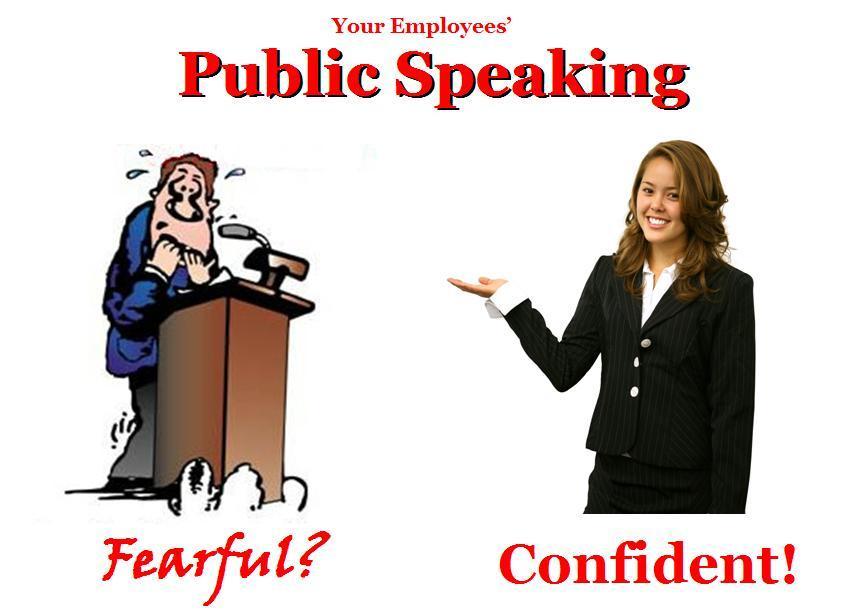 Fear clipart scared public speaking MEET the an Public SIDNEY