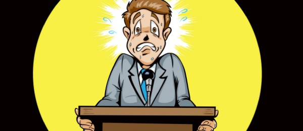Fear clipart scared public speaking Can Is Why Public Scary?