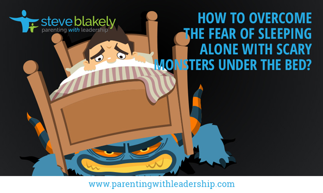 Bed clipart fear Overcome overcome alone fears bedtime