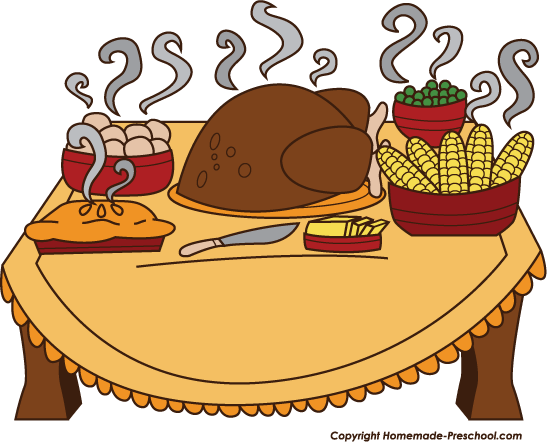 Feast clipart Clip Feast Clipart thanksgiving Feast