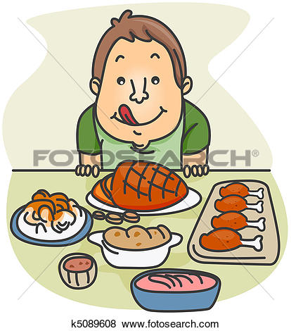 Feast clipart Art of Illustration clip Stock