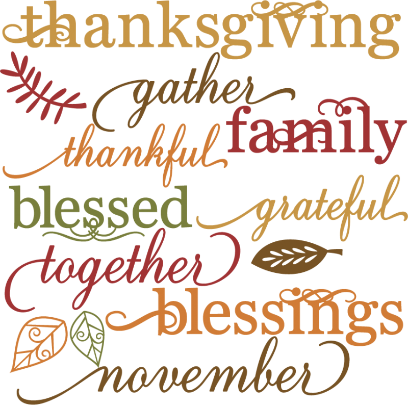 America clipart thanksgiving Thanksgiving Happy Wombat clipart A