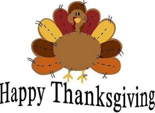 Thanksgiving clipart happy thanksgiving Turkey kid Clipartix clip Free