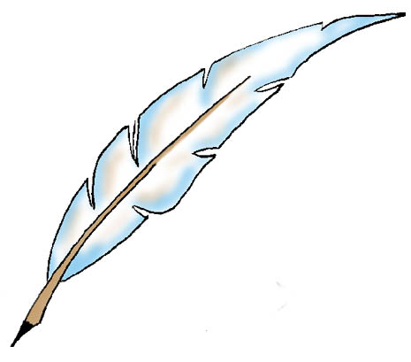 Feather clipart Clip 52 Eagle feather Free