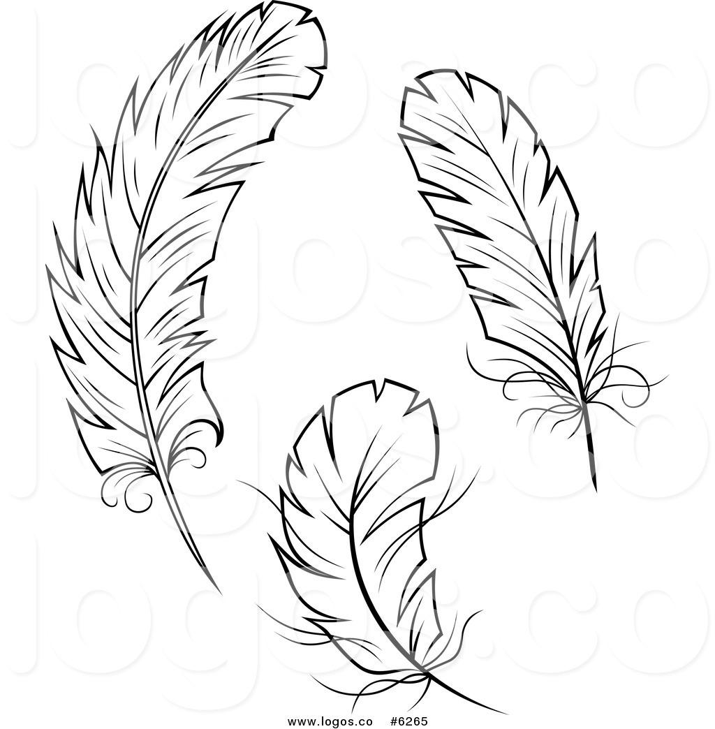 Feather clipart Art clipartcow Feather clip Feather