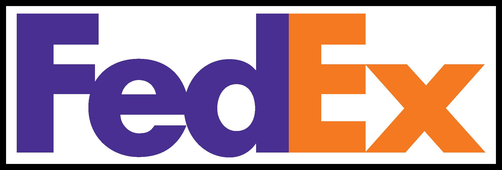 Fedex clipart (35+) Art logo Clip Fedex
