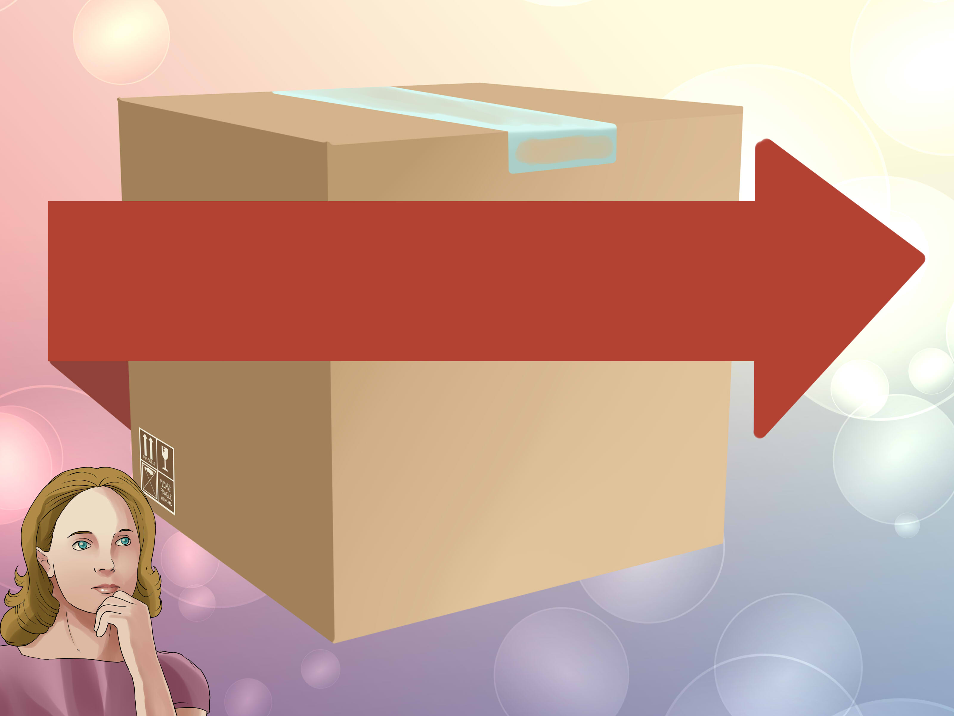 Fedex clipart package delivery A wikiHow How Steps to