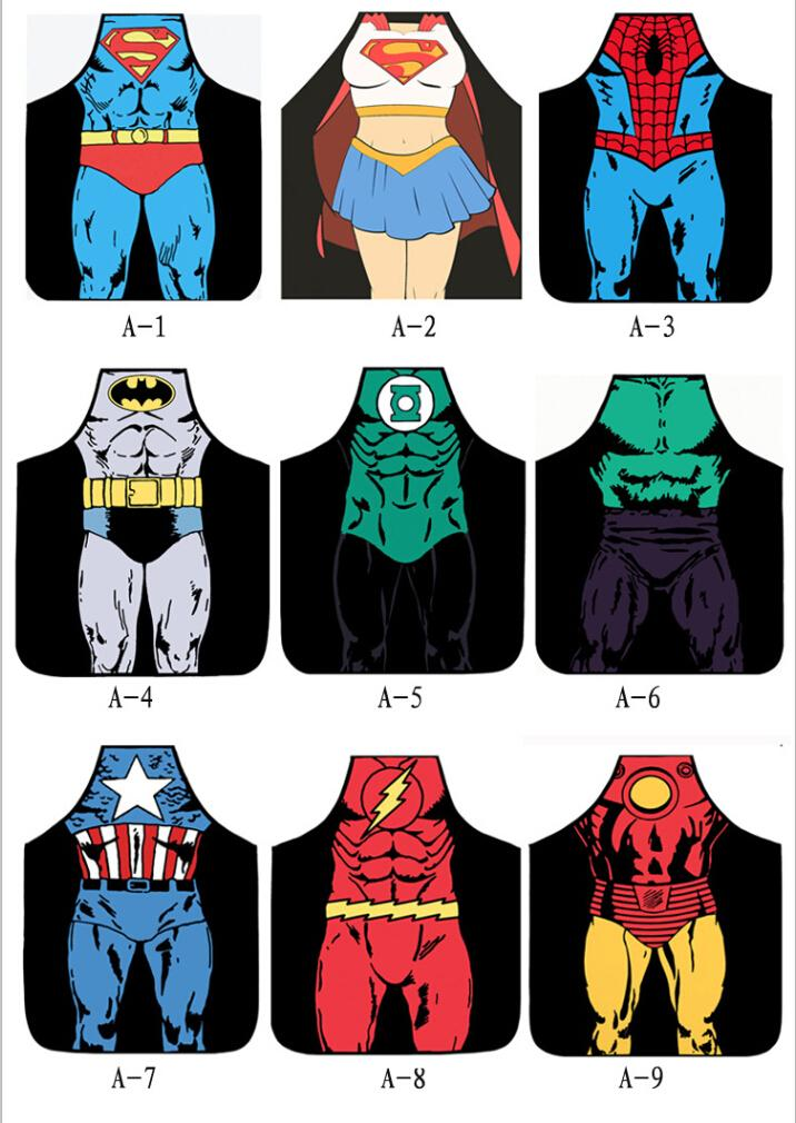 Fed Ex clipart dhl Free Cooking  superman Aprons