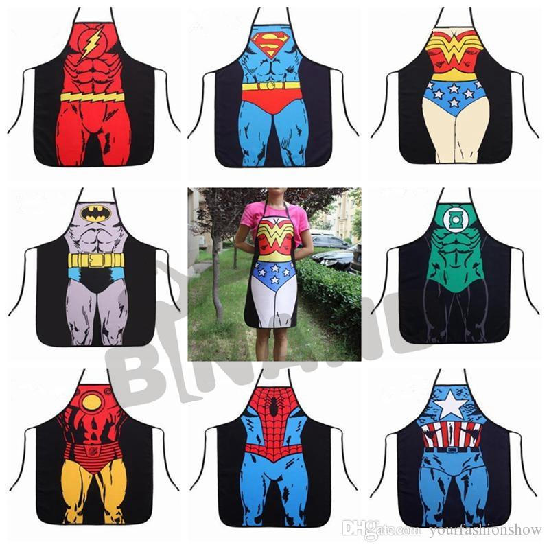 Fed Ex clipart dhl Aprons Cooking Blue Superman Batman
