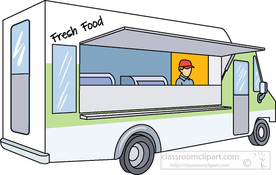 Fed Ex clipart food truck Art Truck  Kb 95