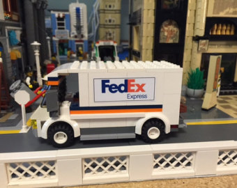 Fed Ex clipart food truck Detailed modular hot for truck