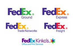 Fed Ex clipart freight  FedEx's of Logos INSPIRING