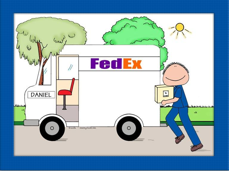 Fedex clipart package delivery  Package Gifts / Delivery