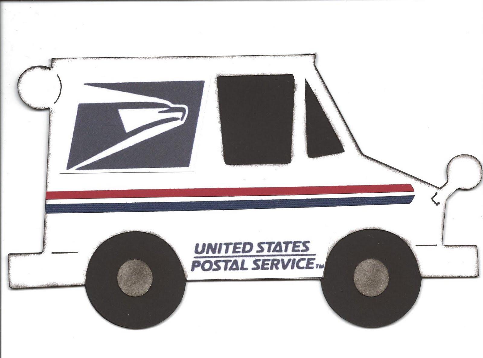 Fed Ex clipart postal truck Postal 74 truck Truck Us