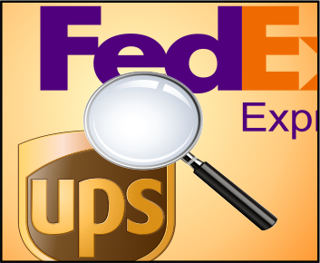 Fed Ex clipart shipping and receiving Solutions lbs UPS InXpress FedEx
