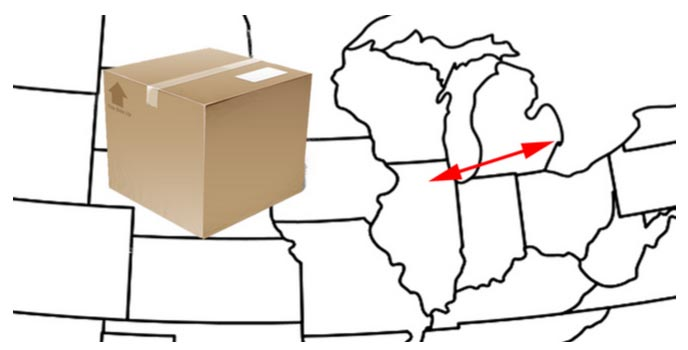 Fed Ex clipart shipping and receiving Vs Detroit to USPS: Shipping?
