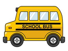 Fedex clipart bus By Domain Etsy Bus School