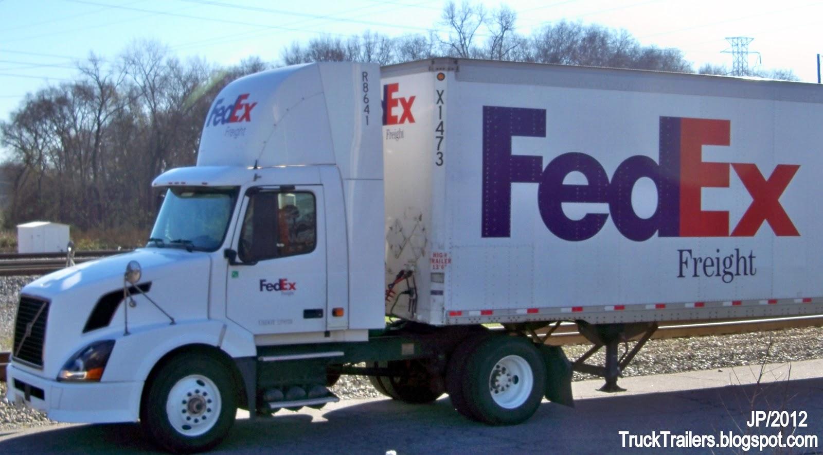Fedex clipart semi truck Fedex Truck SALT Express