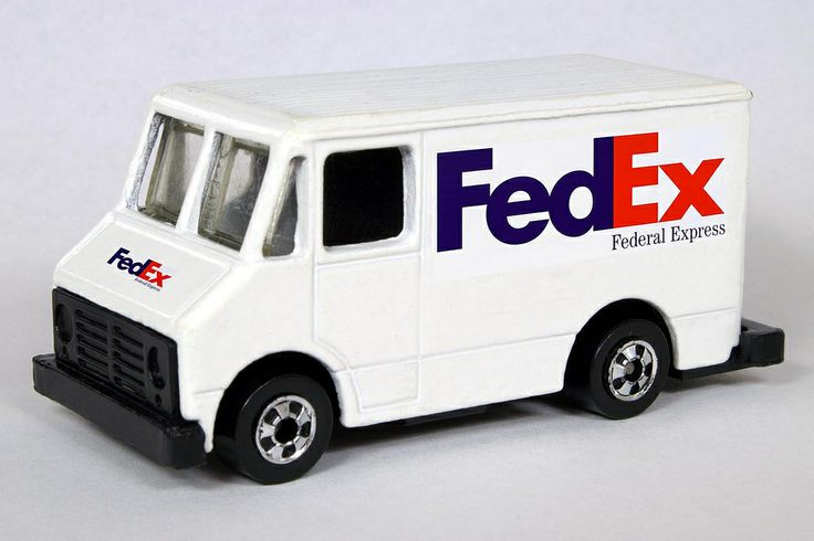 Fedex clipart side view Fedex Truck Search view image
