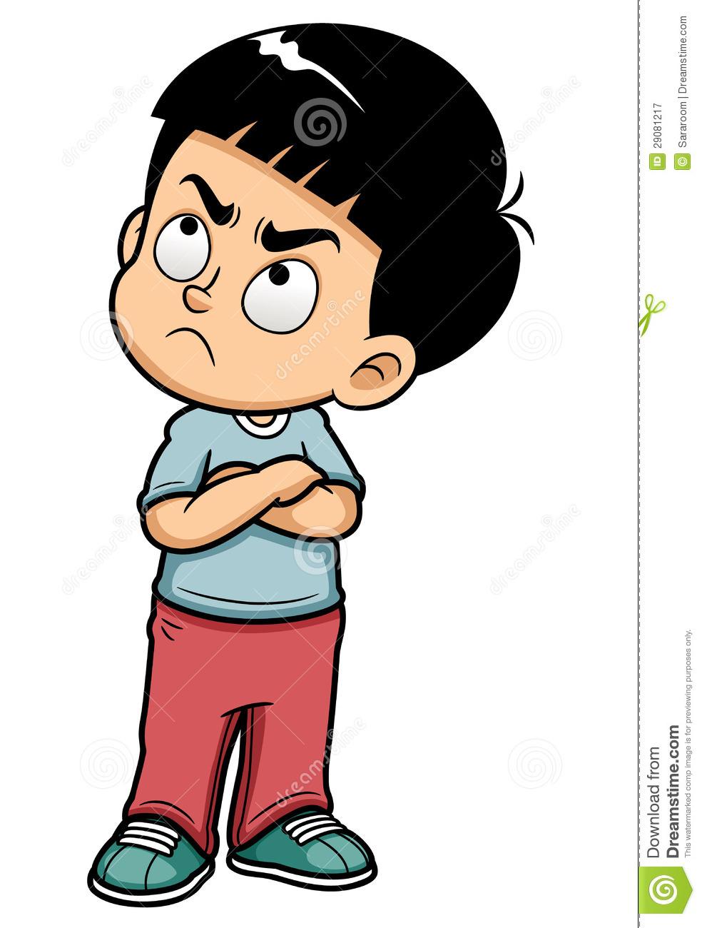 Boy clipart annoyed Boy Clipart Sad Free quarrel%20clipart