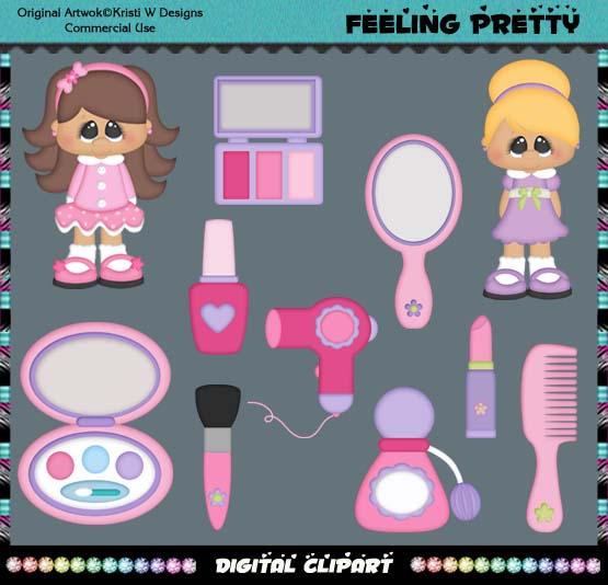 Feeling clipart digital  Download Princess Instant Feeling