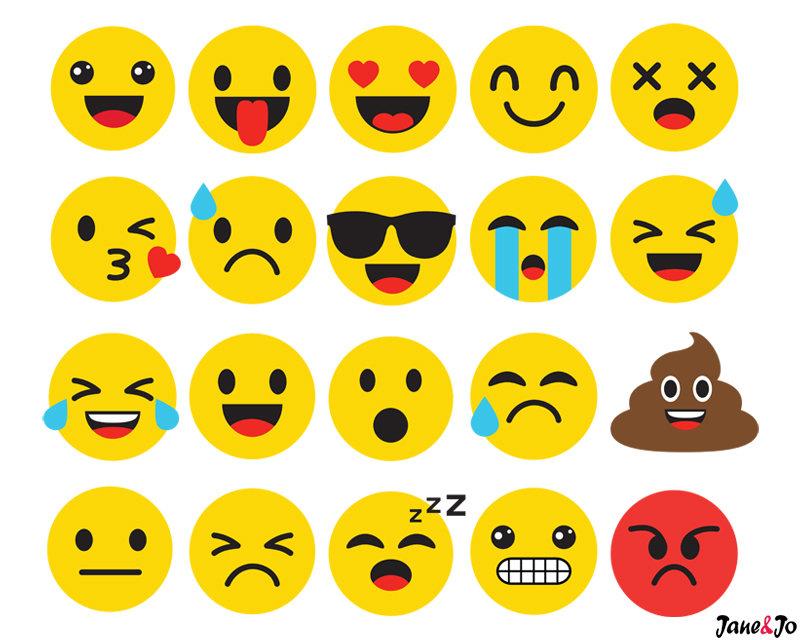 Feeling clipart emoji Emoji Silhouette a is This
