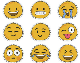 Feelings clipart Smiley clipart face Feelings Emoticons