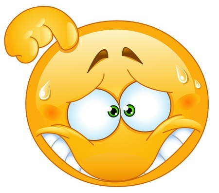 Feelings clipart embarrassed Problem Your Embarrassment: Problem