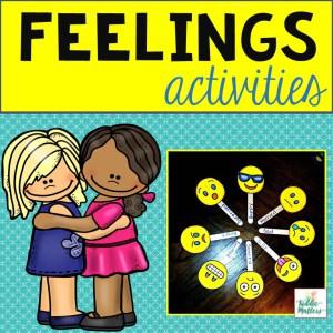 Feeling clipart emoji Kiddie Matters activity feelings emoji