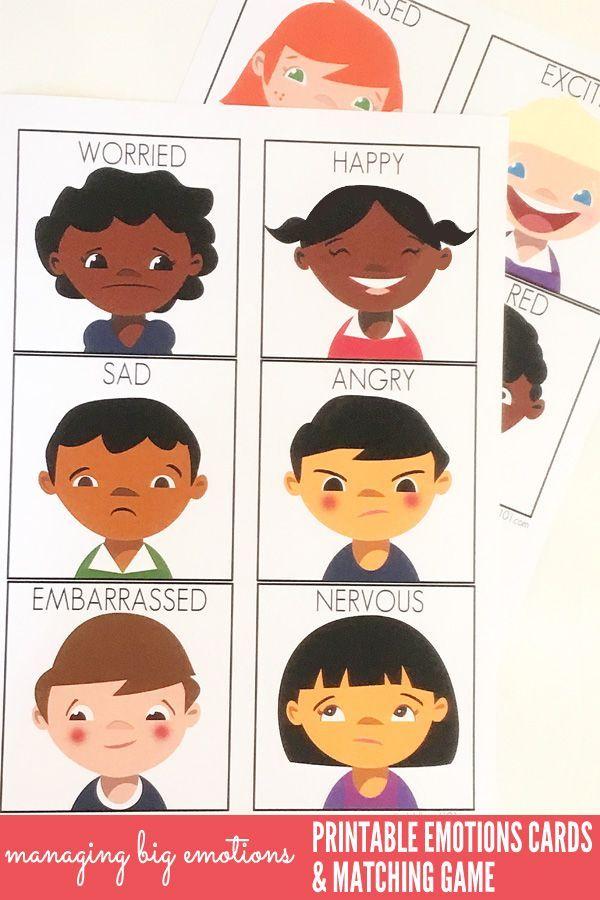 Feelings clipart game Preschool Best  25+ on